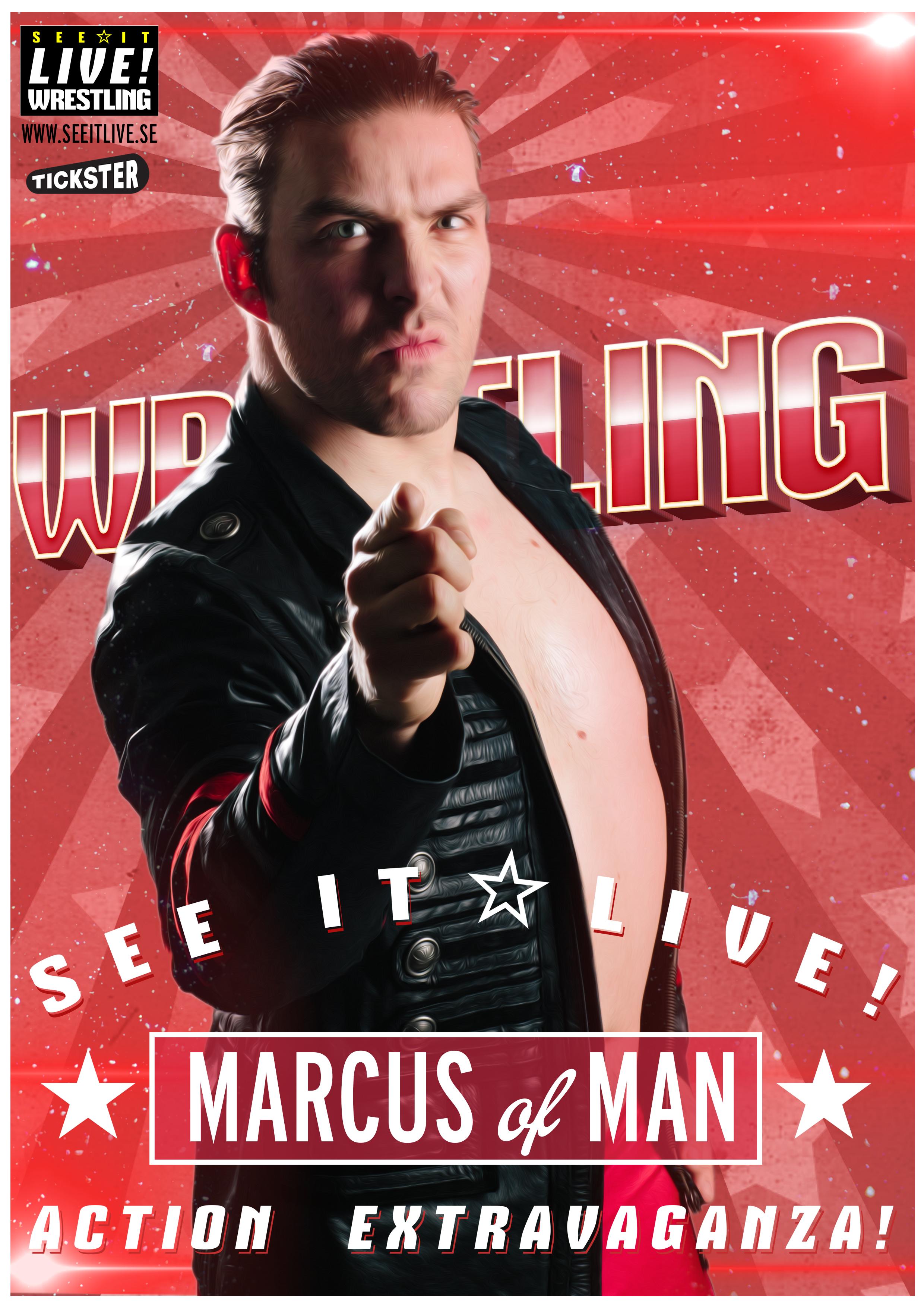 Marcus of Man