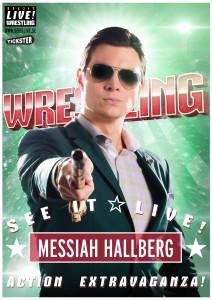 President Messiah Hallberg