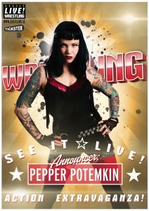 Pepper Potemkin