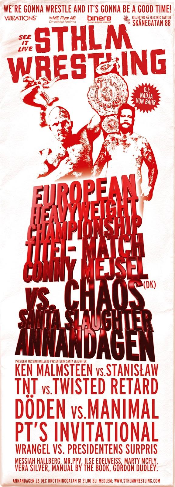 Santa Slaughter
