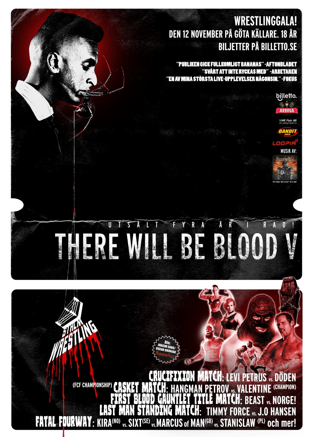 THere Will Be Blood V