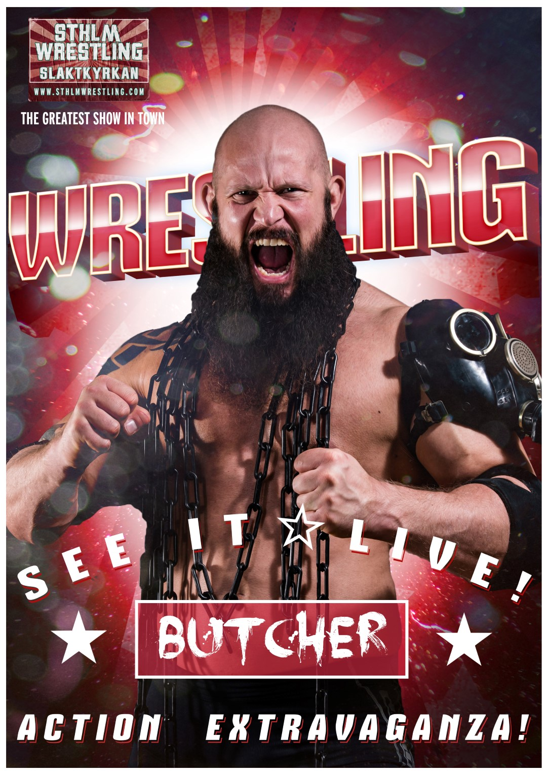 Butcher!